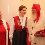 В Санкт-Петербург приехал Юлениссен
