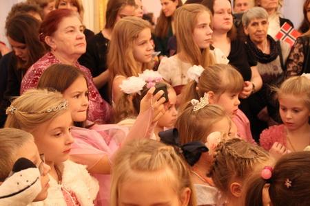 Юные принцессы