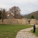 Сербия. Монастырь «Студеница»