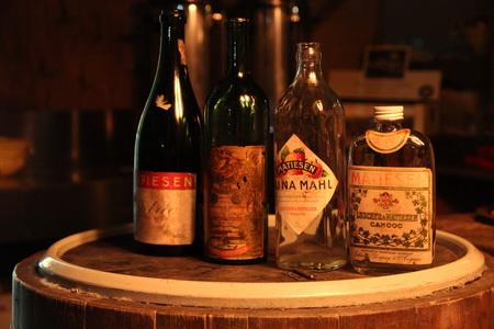 История «Luscher & Matiesen» в напитках