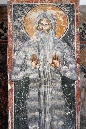 Древняя фреска