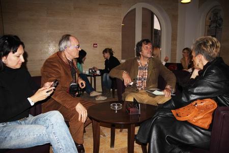 Встреча с Эмиром Кустурицей