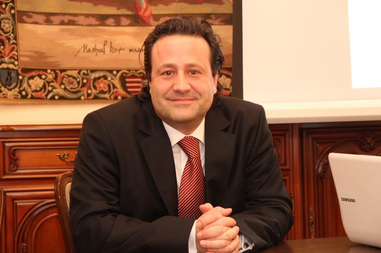 Шандор Фабиан, советник по туризму Посольства Венгрии в РФ