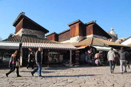 Торговый район Башчаршия