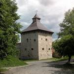 Древний форпост Западной Украины