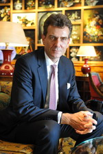 Мартин Ромберг, генеральный управляющий «Four Seasons Hotel Lion Palace St.Petersburg»