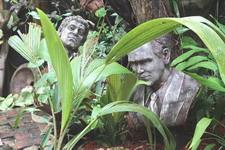 Сад в отеле «Галерея-Подворье»