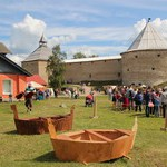 Викинги высадились в Старой Ладоге