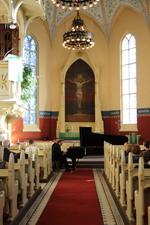 Концерт в церкви