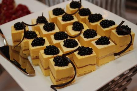 Десерт от Котки