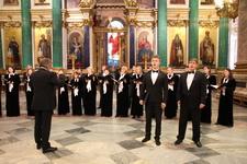 Концерт в Исаакиевском соборе