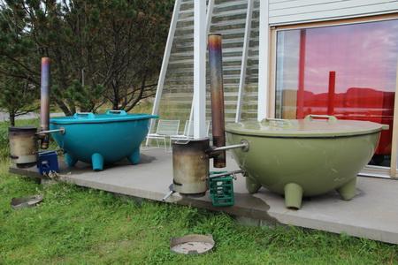 Ванны с печным отоплением