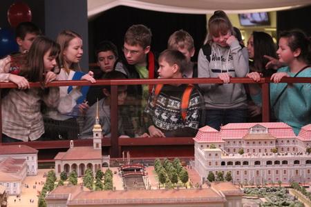 За 3 месяца музей посетило 55 тыс. человек