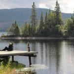 Норвегия. По следам медведя с кубком березового сока
