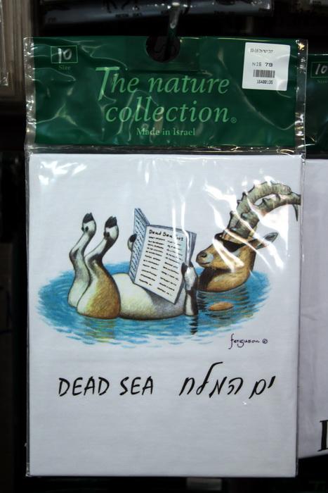 Мертвая море