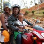 Руанда. Особенности национального трафика