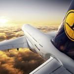 Несмотря на мировой кризис Lufthansa ставит рекорды