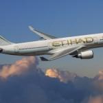 Etihad Airways: Дети путешествуют бесплатно!