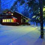 Финляндия. Розыгрыш бесплатного отдыха в коттедже