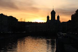 Экскурсия по центру Петербурга
