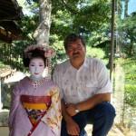 Япония. На встречу с гейшами