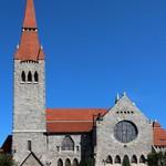 Финляндия. Тампере. Кафедральный собор.