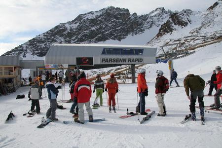 Райское место для горнолыжников