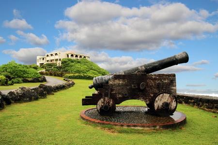 Старинный испанский форт