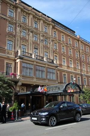 «Grand Hotel Europe»