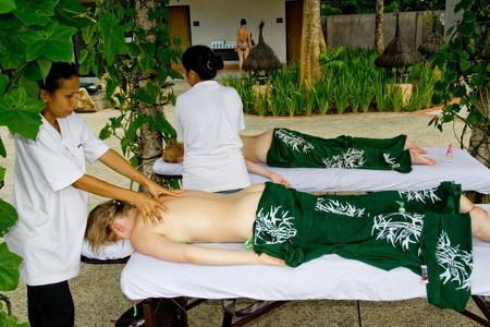 Что может быть лучше настоящего балийского массажа?