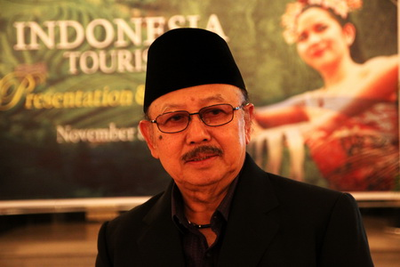 Дидиен Джунаиди (H.Didien Junaedy), член Совета  Tourism Promotion Board Indonesia