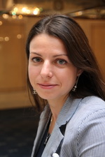 Ольга Андриенко, начальник отдела маркетинга и продаж Lux Express