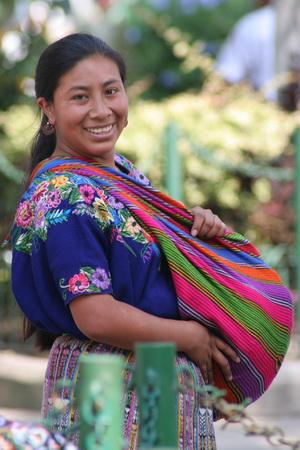 Майя смотрят в будущее с улыбкой