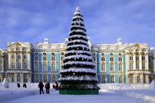В Петербург на новогодние каникулы