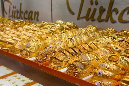 На стамбульских рынках сконцентрировано все золото мира