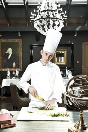 Шеф-повар Владислав Дьячук