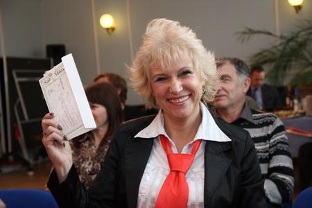 """Ольга из турфирмы """"Верса"""" выиграла проживание на мызе """"Сака"""""""