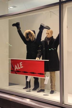 """Заветное слово """"ALE"""" - означает """"Распродажа"""""""