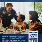Космическая колыбель Америки. Обед с астронавтом.