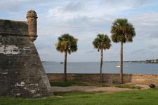 Сан-Августин. Форт Кастильо де Сан-Маркос