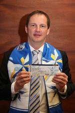 Матти Нурминен, генеральный секретарь ЧМ в Финляндии