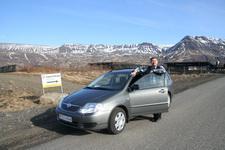 На автомобиле по Исландии