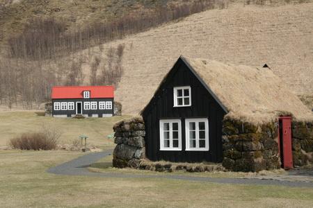 Этнографический музей в городе Скогар