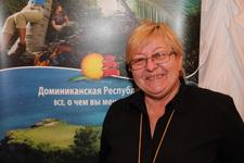 Галина Лысенко, директор представительства Министерства туризма Доминиканской Республики в РФ и Украине