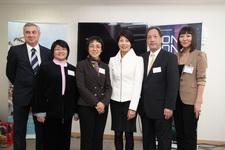 Представители турофисов Гонконга, Макао и компании Aviareps