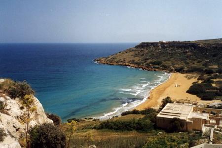 Вид на море из грота нимфы Калипсо