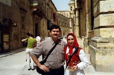 За английским на Мальту