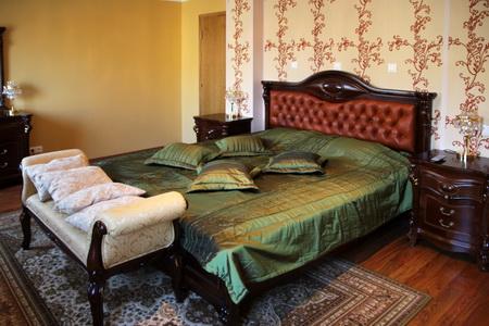 Спальня в Президентском номере