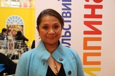 Мария Венус Тан, директор европейского представительства департамента по туризму Филиппин