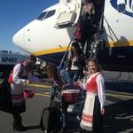 Ryanair открыл новый маршрут из Лаппеенранты в Барселону